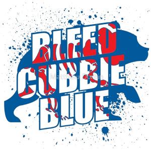 Bleed Cubbie Blue